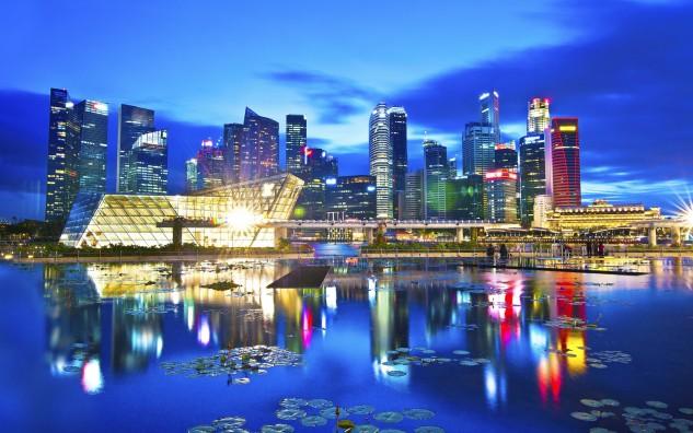 Visit to Singapore