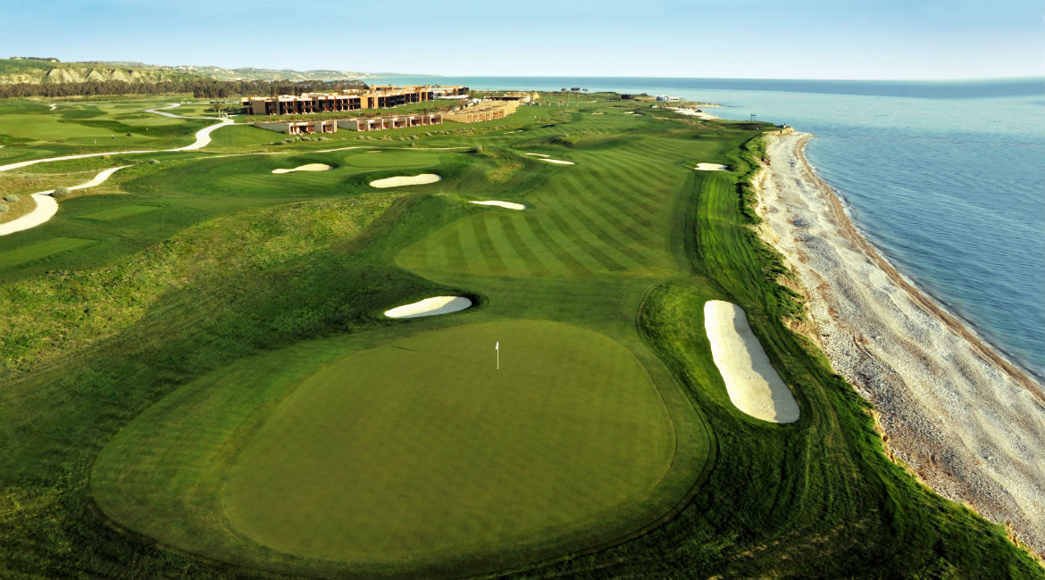 vacation destination for golf lovers