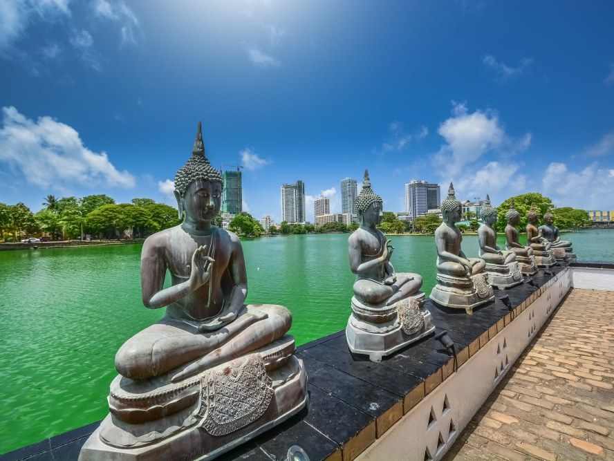 2 Essential Sri lanka Asia Sri Lanka Colombo Temple statues