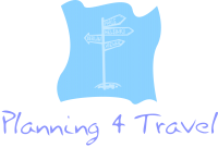 Planning 4 Travel Logo