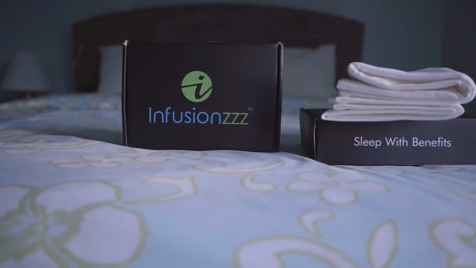 INFUSED PILLOWCASES